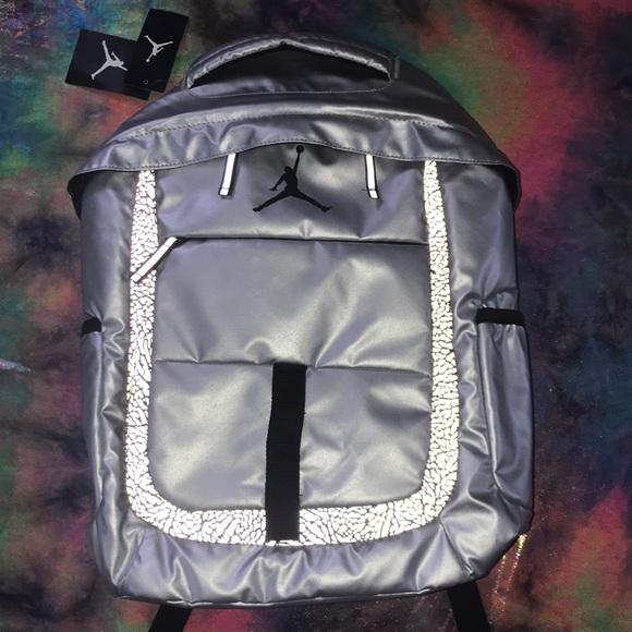 86d3aa41941e66 NIKE AIR JORDAN Reflective Backpack